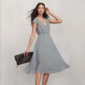 NWT Reformation Soriano Cloud Dress